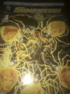 DC Sinestro #1 Annual