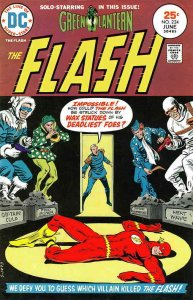 Flash, The (1st Series) #234 FN; DC   save on shipping - details inside