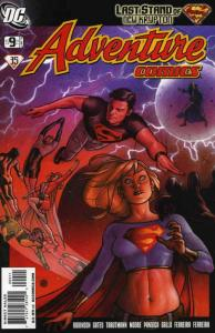Adventure Comics (3rd Series) #9 VF/NM; DC | save on shipping - details inside