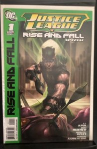 Justice League: Rise and Fall Special #1 (2010)