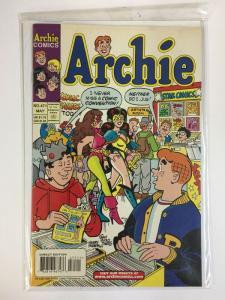 ARCHIE  (1942-     )471 VF-NM  May 1998 COMICS BOOK