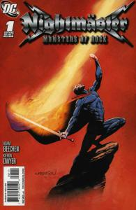 Nightmaster: Monsters of Rock #1 FN; DC | save on shipping - details inside