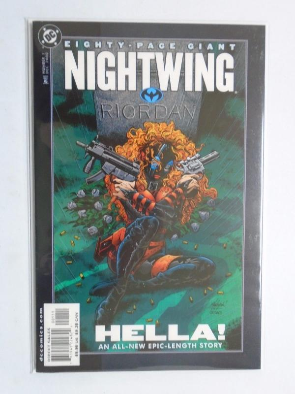 Nightwing 80-Page Giant (2000) #1 - 6.0 - 2000