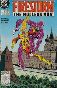 Firestorm, the Nuclear Man #72 VF/NM; DC | save on shipping - details inside