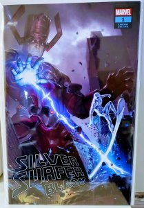 Silver Surfer Black #1 2019 Yoon Variant & Silver Surfer Black #3 Lim & Cates