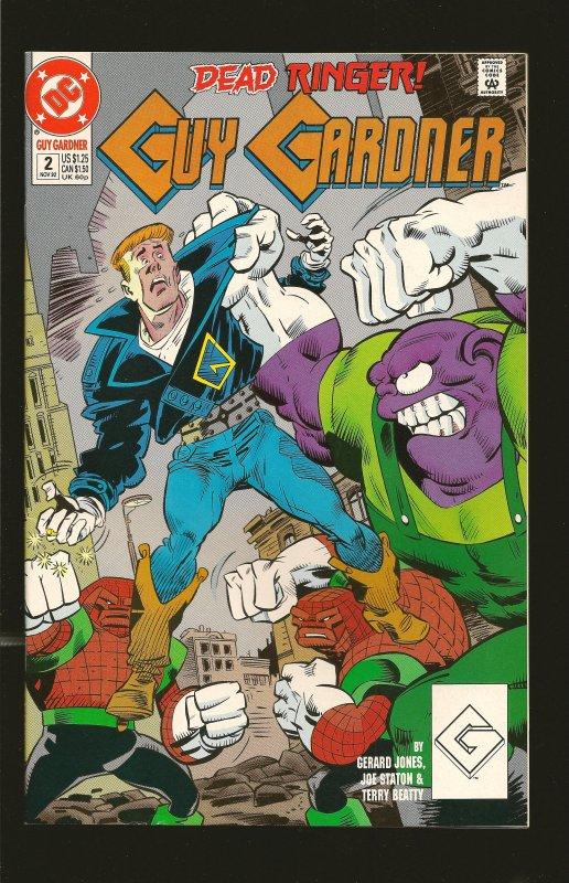 DC Comics Guy Gardner #2 (1992)