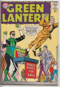 Green Lantern #31 (Sep-64) FN/VF Mid-High-Grade Green Lantern