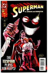 Superman #84 (DC, 1993) VF