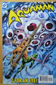 Aquaman #18 (2004) I for an Eye!    Direct Sales Edition.