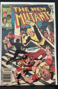 The New Mutants #10 (1983)