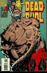 Deadpool #4 - NM - Part 4 of Mini-Series