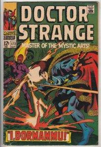 Doctor Strange #172 (Sep-68) VF+ High-Grade Dr. Strange