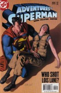 Adventures of Superman (1987 series) #632, NM- (Stock photo)