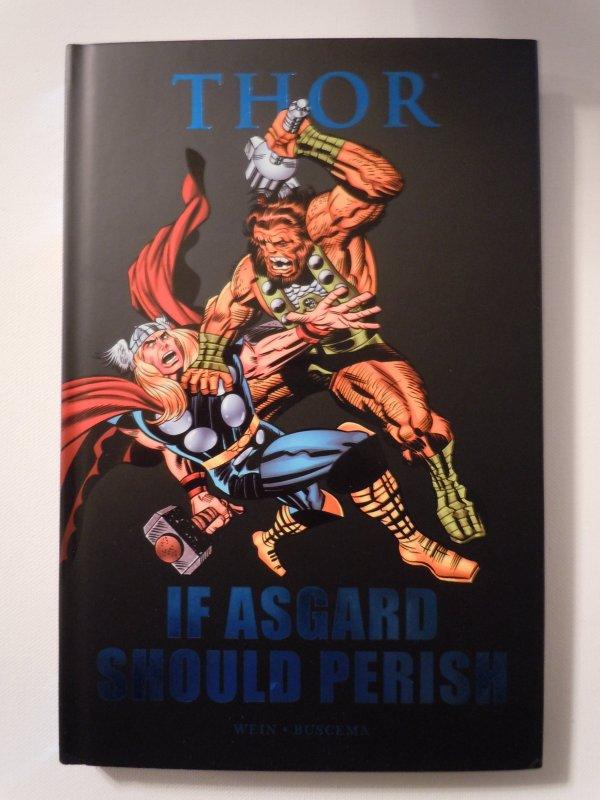 Thor: If Asgard Should Perish Hardcover (2010)