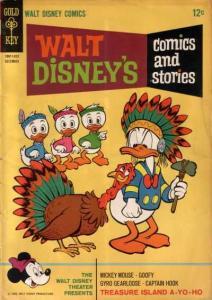 Walt Disney's Comics and Stories #303, Fine- (Stock photo)