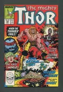 Thor #389 /  9.0 VFN/NM   /  March 1988