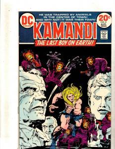 Kamandi # 8 NM- DC Comic Book Jack Kirby Fourth World Bronze Age FM2