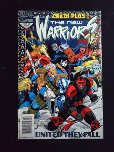 The New Warriors #46 (1994)
