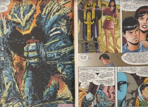 Jack Kirby's Fourth World # 1,9,10,11,12 Darkseid ! Orion ! Mister Miracle !