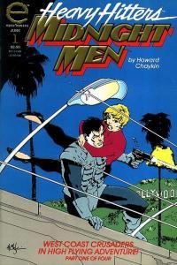 Midnight Men #1, NM + (Stock photo)