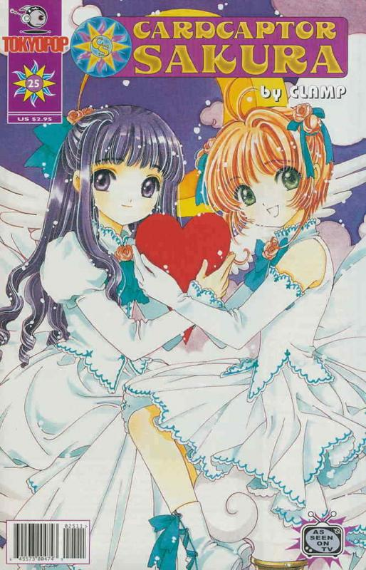 Cardcaptor Sakura Comic #25 VF/NM; Mixx | save on shipping - details inside