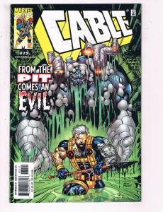 Cable #72 VF Marvel Comics Comic Book X-Men Cyclops Oct 1999 DE22