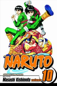 Naruto #10 (4th) VF; Viz   save on shipping - details inside