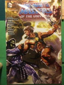 He-Man Masters Of The Universe vol 1 Graphic Novel Brand New Never Read