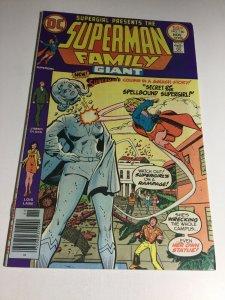 Superman Family 180 Vg- Very Good- 3.5 DC Comics