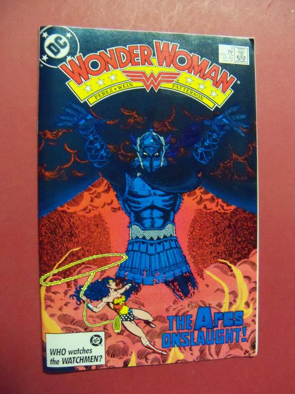 WONDER WOMAN #6 HIGH GRADE BOOK (9.0 to 9.4) OR BETTER 1ST Print 1987