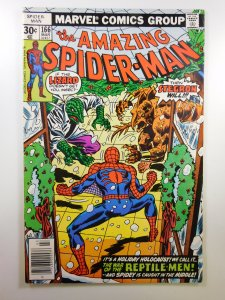 The Amazing Spider-Man #166 (1977) FN+