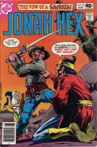 Jonah Hex (1977 series) #39, Fine+ (Stock photo)