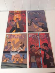 Skinwalker 1-4 Near Mint Complete Run Set Lot Oni Press