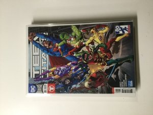 Teen Titans 19 Variant Edition Near Mint DC Comics HPA
