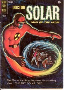 DOCTOR SOLAR (1962-1969 GK) 11 GOOD Mar. 1965