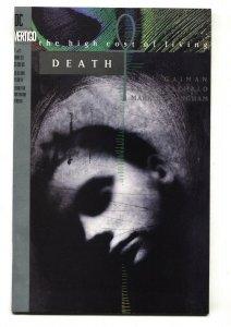 Death: The High Cost of Living #1 1993- Neil Gaiman Vertigo Sandman