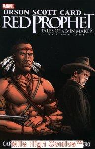 RED PROPHET: TALES OF ALVIN MAKER TPB (2008 Series) #1 Very Good
