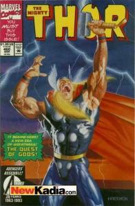 Thor (1966 series) #460, NM (Stock photo)