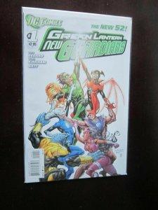 Green Lantern New Guardians (2011) #1-6 - 9.0 - 2011