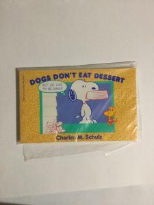 Dogs Don't Eat Dessert Tpb NM Near Mint Topper Books