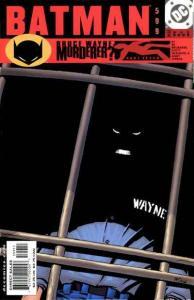 Batman (1940 series) #599, NM- (Stock photo)