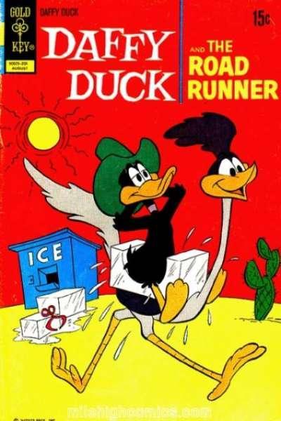 Daffy #77, Good- (Stock photo)