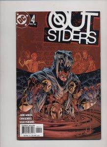 Outsiders #4 (2003)