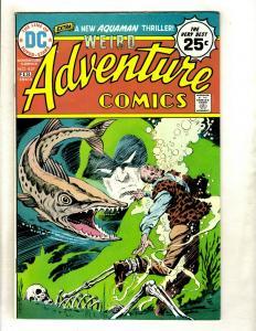 Lot Of 4 Adventure Comics Feat. Spectre # 437 438 439 440 DC Comic Books GK5