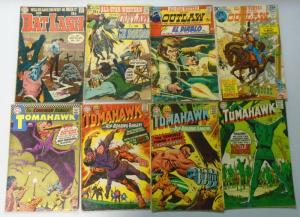 Silver Age of DC Western Comics Lot, 22 Different, Average 4.0