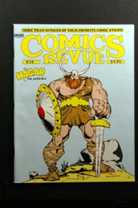 Comics Revue #38 1989 Hagar and Other Comic Strips