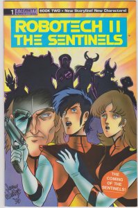 Robotech II: The Sentinels Book Two #1
