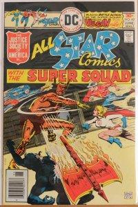 All-Star Comics #60 (1976) Fine Very Fine 7.0
