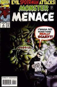 Monster Menace #4, NM (Stock photo)