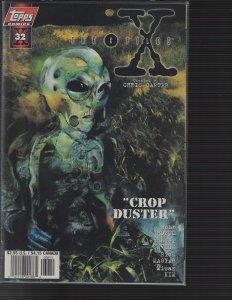 X-Files #32 (Topps, 1997) NM